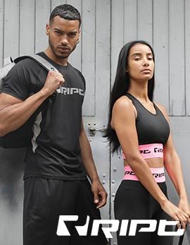 shop ript clothing gym wear